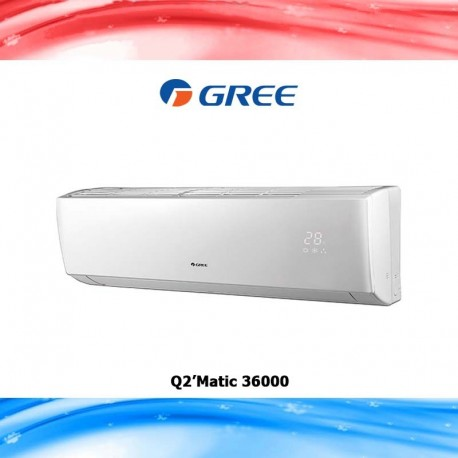 کولر گازی گری Q2Matic 36000