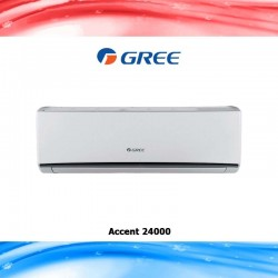 کولر گازی گری Accent 24000