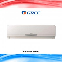 کولر گازی گری G4Matic 24000